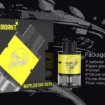 Recensione Atomizzatore Battlestar Rdta