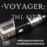 Recensione Atomizzatore Voyager