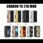 Recensione Charon Tc 218w Box Mod