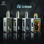 Recensione Hcigar Vt Inbox 75 W Bf Box Mod