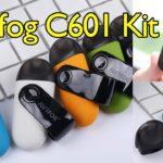 Recensione Just Fog C601 Kit Pod Mod